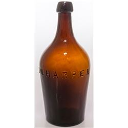 I. W. Harper  / Whisky Bottle  (48511)