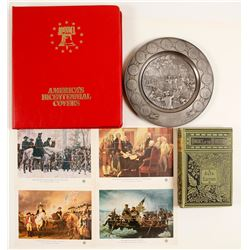 US Bicentennial Collectibles  (63160)