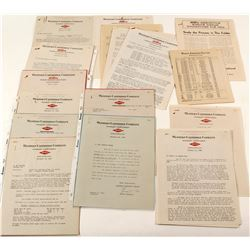 Western Cartridge Large Ephemera Collection  (58364)