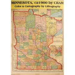 Minnesota map  (59605)