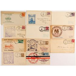 11 U. S. Navy Covers  (52031)
