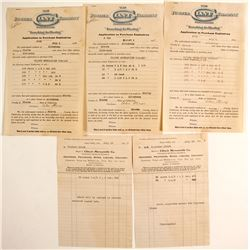 California Mining Ephemera  (63270)