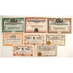 Southern Nevada Stock Certificates  (87320)