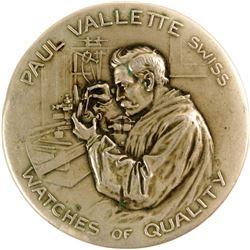 Paul Vallette Swiss Watches Advertising Mirror  (80540)
