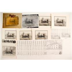 Dahlonega Mint Limited Edition Photographs  (88804)
