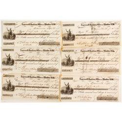 Rhodes & Co Checks (6) FW Blake  (87454)