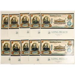 Bank of Long Beach Prints (10)  (76658)