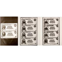 Banknote Specimens Photo  (76651)