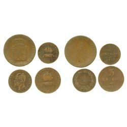 Coins of Italy  (75502)