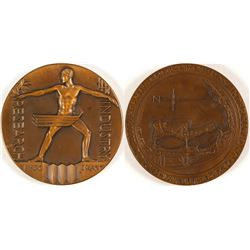 Century of Progress Exposition Medal  (79468)