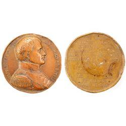Napoleon Commemorative Medal  (73052)
