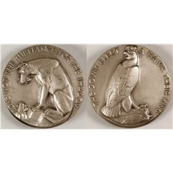 Aesop's Fables - Society of Medalists #21  (79456)