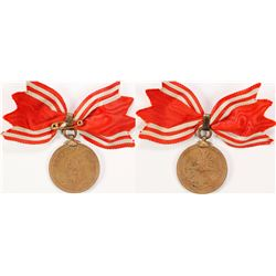 Japanese Red Cross Medal  (75107)