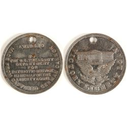 Liberty Loan Medal  (63674)
