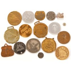 USA Medals and Tokens  (75220)