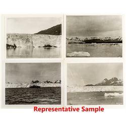 Scenic Alaskan Glacier Photographs  (44229)
