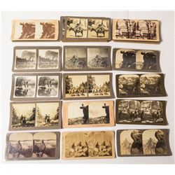 Yosemite Stereoview Collection: Later Views  (50673)
