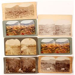 Cripple Creek, Co.  Stereoviews (6 count)  (53235)