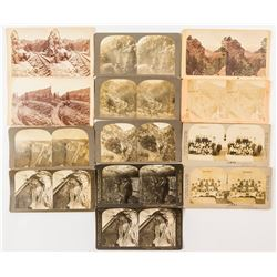 Colorado Stereoview Collection (13 count)  (53244)