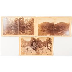 Oldroyd Colordo Stereoviews (3 count)  (53258)