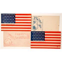 Four Unused Political Envelopes  (63608)