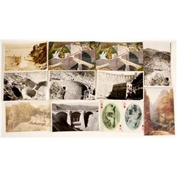 Roosevelt Dam Postcards  (63822)