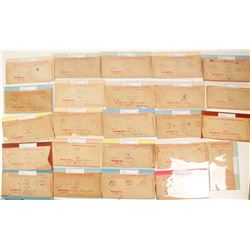 California Postal History Collection  (60434)