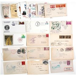 Philatelic Flight Covers Group   (63859)