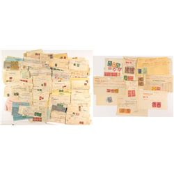 Revenue Stamp Document Collection  (53406)