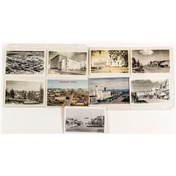 Anchorage Real Photo Postcards  (44215)