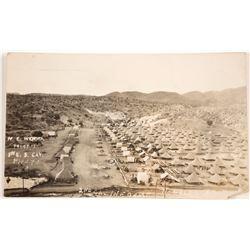 Nogales Military Postcard    (63816)