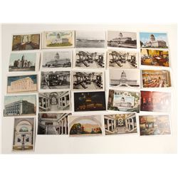 Utah Postcards of the State Capitol  (55440)