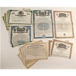 Union Pacific Railroad Co bonds  (86931)