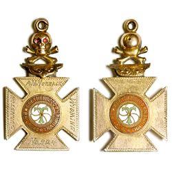 Brotherhood of Railroad Trainmen Medal  (80955)