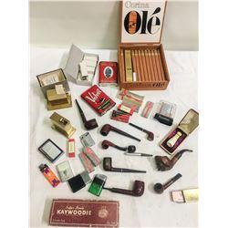 Vintage Tobacco Collectibles  (87142)