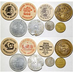 Dollar Sized Tokens  (81349)