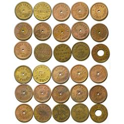 Ely Token Collection  (87331)