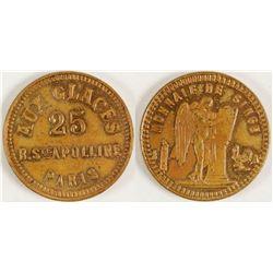 Monnaie Du Singe Token  (63661)