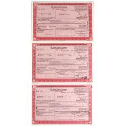 Adams Express Warrants (3)  (64318)