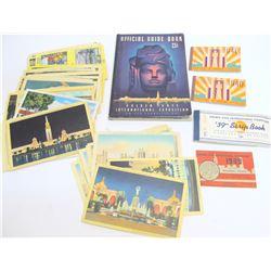 Golden Gate Int'l. Expo Souvenirs Collection  (53607)