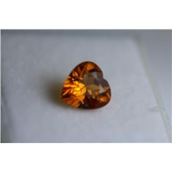 Natural Sapphire Heart 2.20 Cts - VS