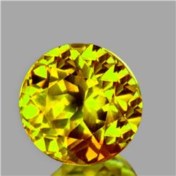 Natural Rare AAA Canary Yellow Sphalerite - Flawless