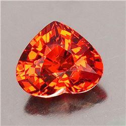Natural Orange Spessartite 1.57 ct - VVS