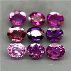 Natural Fancy Color  Sapphire  4.38 Ct.