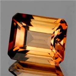 Natural Top Champagne Imperial Topaz 11x9 MM - FL