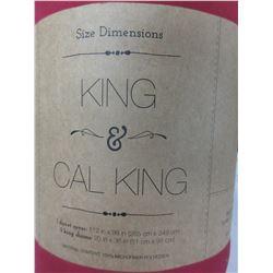 New KING Premium 3 piece Duvet Cover