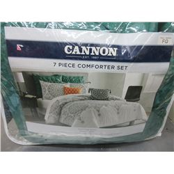 Queen Comforter / set not complete/ contains Comforter & 2 throw pillows