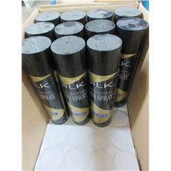 11 Silk Hairspray Ultra Hold 8 oz spray