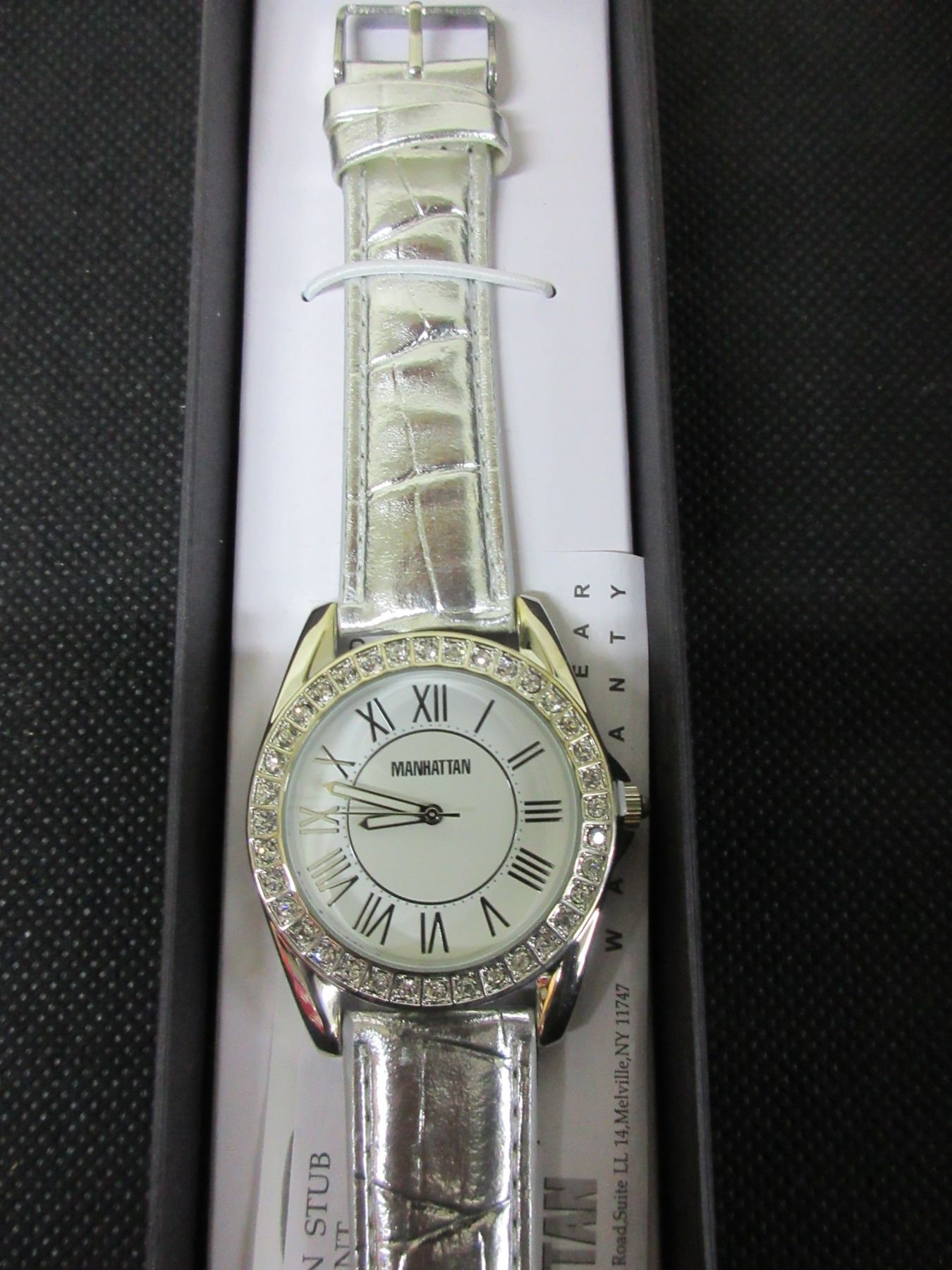 New Manhattan Quartz Watch