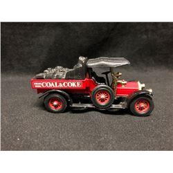 Matchbox Models of Yesteryear Y-13 1918 Crossley Evans Bros. Coal & Coke